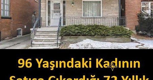 96 Yaşındaki K-adının Satışa Çıkardığı 72 Yıllık Muhteşem Ev Görenleri Şaşkına Çeviriyor