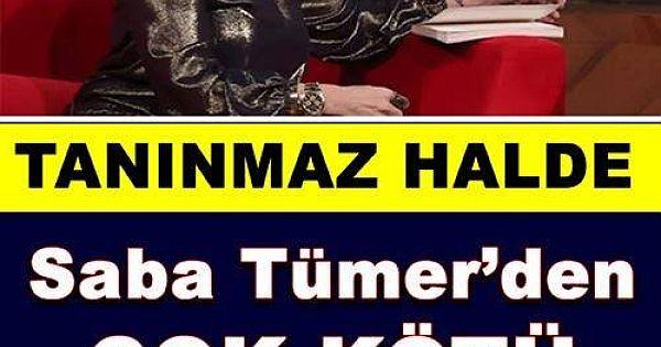 Bayan Kahkaha Saba Türmer'den K-ötü Haber