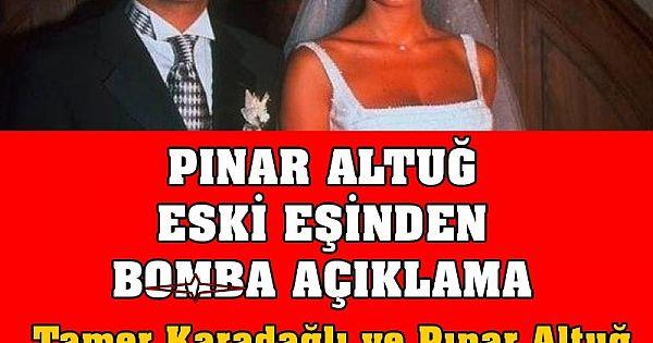 Pınar Altuğ'un Eski Eşinden Ş-OK Eden Açıklama