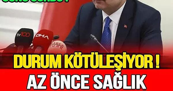 31 Mart 2020 itibariyle Türkiye'de Kovid-19 tablosu