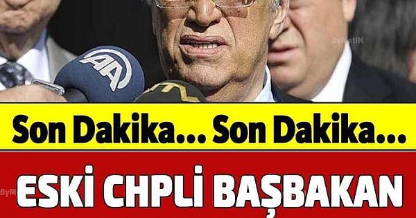 Eski Başbakan Mesut Yılmaz'dan kötü haber geldi