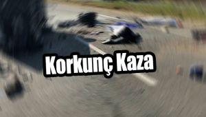 Sakarya'da feci kaza: 7 ö-l-ü
