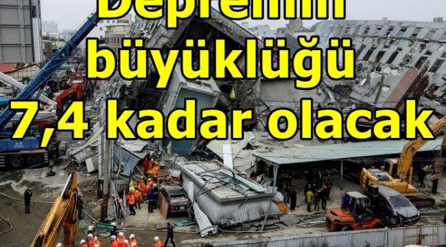 Deprem gerçeği sürekli canlı tutulmalı