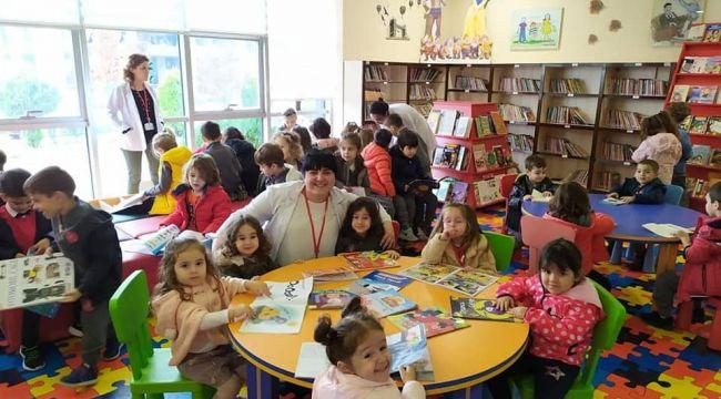 Dünya Çocuk Kitapları Haftasını kutladılar