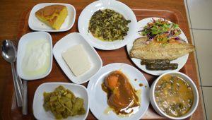 İşçilere Karadeniz mutfağı sunuldu