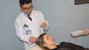 Baş Ağrısından Akupunktur tedavisiyle kurtuldu