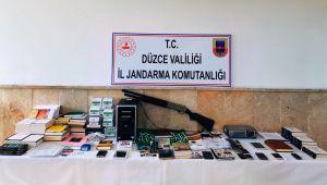 Jandarmadan teröristlere ağır darbe