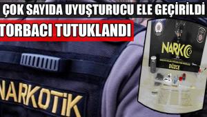 Polisi uyuşturucu satıcılarına göz açtırmıyor