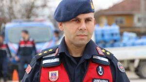 Jandarmada Yüzbaşı Deniz farkı