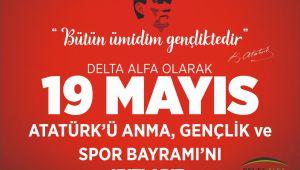 Delta Alfa Çorap Fabrikası 19 Mayıs