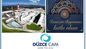 Düzce Cam Ramazan Bayramını Kutladı
