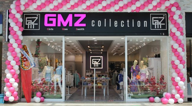 GMZ COLLECTION HIGHWAY'DE AÇILDI