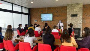 Bahçeşehir Koleji öğrencileri LGS'ye hazır