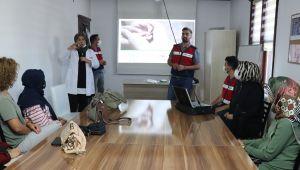 İşitme engellilere narkotik bilinçlendirme eğitimi